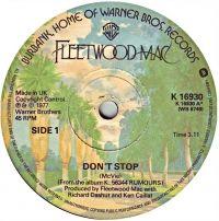 Cover Fleetwood Mac - Don't Stop