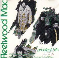 Cover Fleetwood Mac - Greatest Hits Live