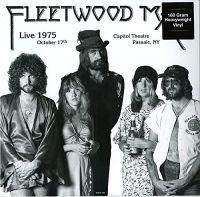 Cover Fleetwood Mac - Live 1975 October 17th - Capitol Theatre Passaic, NY