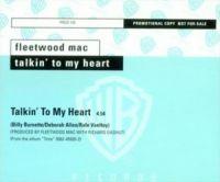 Cover Fleetwood Mac - Talkin' To My Heart