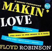 Cover Floyd Robinson - Makin' Love