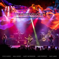 Cover Flying Colors - Second Flight: Live At The Z7