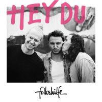 Cover Folkshilfe - Hey Du