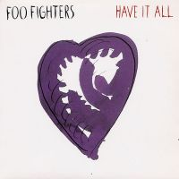 Cover Foo Fighters - Have It All