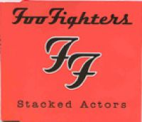 Cover Foo Fighters - Stacked Actors