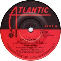 Cover Foreigner - Juke Box Hero