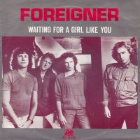 Cover Foreigner - Waiting For A Girl Like You