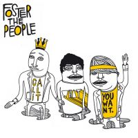 Cover Foster The People - Call It What You Want
