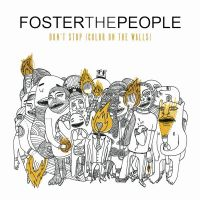 Cover Foster The People - Don't Stop (Color On The Walls)