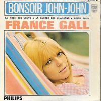 Cover France Gall - Bonsoir John-John