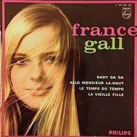 Cover France Gall - Dady da da