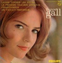 Cover France Gall - France Gall