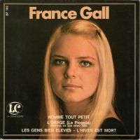 Cover France Gall - Homme tout petit