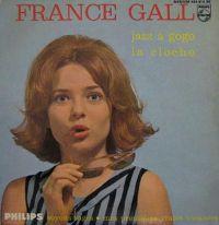 Cover France Gall - La cloche