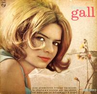 Cover France Gall - Mes premières vraies vacances