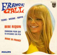 Cover France Gall - Teenie Weenie Boppie