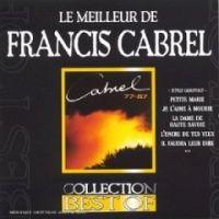 Cover Francis Cabrel - 77-87