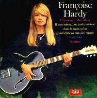 Cover Françoise Hardy - Comment te dire adieu