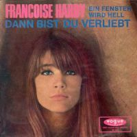 Cover Françoise Hardy - Ein Fenster wird hell