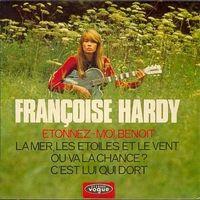 Cover Françoise Hardy - Étonnez-moi Benoît...!