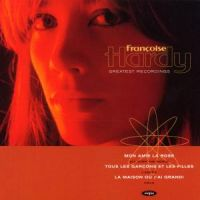 Cover Françoise Hardy - Greatest Recordings