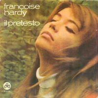 Cover Françoise Hardy - Il pretesto