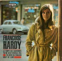 Cover Françoise Hardy - Le temps des souvenirs