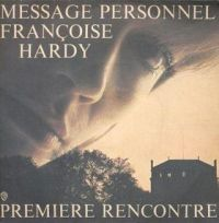 Cover Françoise Hardy - Message personnel