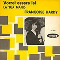 Cover Françoise Hardy - Vorrei essere lei