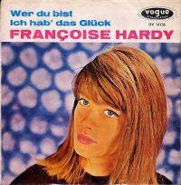 Cover Françoise Hardy - Wer du bist