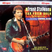 Cover Frank Stallone - Far From Over