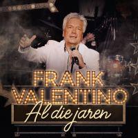 Cover Frank Valentino - Al die jaren