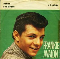 Cover Frankie Avalon - Venus