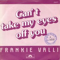 Cover Frankie Valli - Can't Take My Eyes Off You