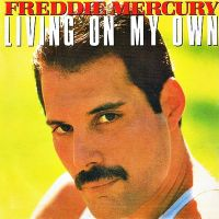 Cover Freddie Mercury - Living On My Own