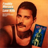 Cover Freddie Mercury - Love Kills