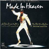 Cover Freddie Mercury - Made In Heaven