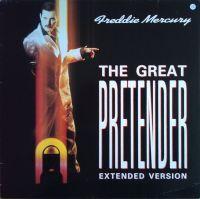Cover Freddie Mercury - The Great Pretender