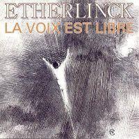 Cover Frédéric Etherlinck - La voix est libre