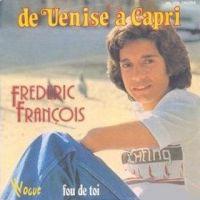 Cover Frédéric François - De Venise à Capri