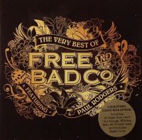 Cover Free & Bad Company Feat. Paul Rodgers - The Very Best Of