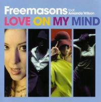 Cover Freemasons feat. Amanda Wilson - Love On My Mind
