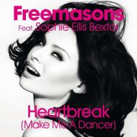 Cover Freemasons feat. Sophie Ellis-Bextor - Heartbreak (Make Me A Dancer)