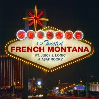 Cover French Montana feat. Juicy J, Logic & A$AP Rocky - Twisted
