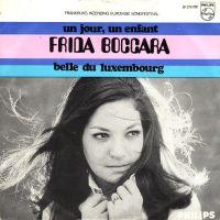 Cover Frida Boccara - Un jour, un enfant
