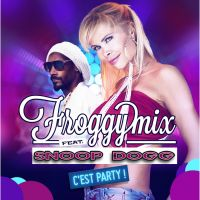 Cover Froggy Mix feat. Snoop Dogg - C'est party!