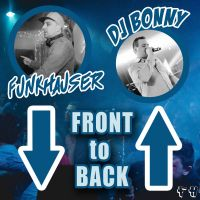 Cover Funkhauser feat. DJ Bonny - Front To Back