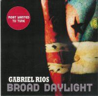 Cover Gabriel Rios - Broad Daylight