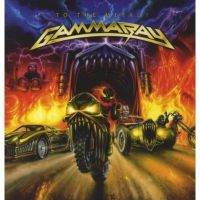 Cover Gamma Ray - To The Metal!