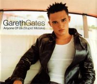 Cover Gareth Gates - Anyone Of Us (Stupid Mistake)
